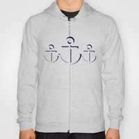 Anchor 2 Hoody by Bethany Mallick