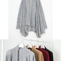 Favorite Draped Cardigan