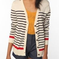 BDG Classic Striped Cardigan