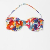 Bouquet Ruffle Bikini Top - Anthropologie.com