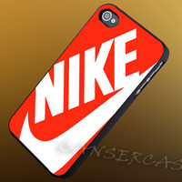 NIKE Christmas - iPhone 4/4s/5c/5s/5 Case - Samsung Galaxy S3/S4 Case - Black or White