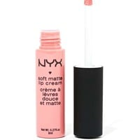 NYX Matte Lip Cream - Bubblegum Pink