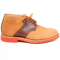 Saddle Chukka Boot