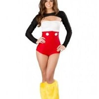 Women Sexy Mouse Costume (Complete) by Nelasportswear