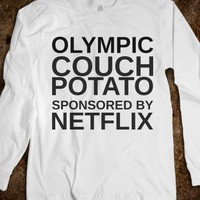 COUCH POTATO LONG SLEEVE