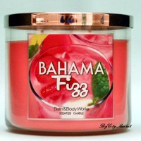 Bath and Body Works Bahama Fizz Candle - 14.5oz [64861] - $22.00 : Big City Market, Quality, Convenience and Price, Big City Market delivers it all!