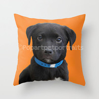 Decorative Custom Photo pillow Personalized pet pillow Custom Pop Art Pet Pillow From Your Photo Custom photo pillow personalized dog pillow