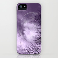 Purple Night  - JUSTART © iPhone & iPod Case by JUSTART