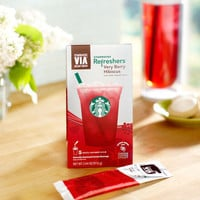 Starbucks VIA Refreshers™ Very Berry Hibiscus