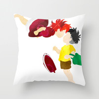 A Friend for Ponyo Pillow Cover