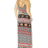 Tribal Slip Dress | Wet Seal