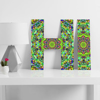 Lisa Argyropoulos Inspire Meadow Decorative Letters
