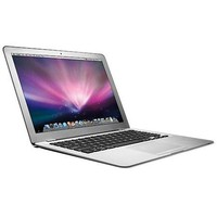 "Apple Macbook Air A1237 13"" Laptop P7500 1.6ghz Cpu 2gb Ram 80gb Hd Mb003ll/a"