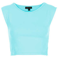 BASIC STRETCH CROP TOP