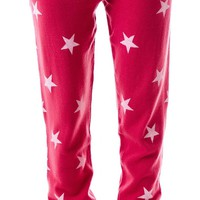 Stars All Over Loose Fit Sweatpants