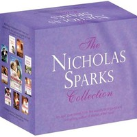 The Nicholas Sparks Collection (Set of 10 Volumes) -