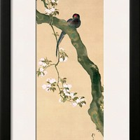 March Framed Giclee Print by Sakai Hoitsu at Art.com