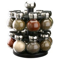 OT 16 Jar Filled Orbit Spice Rack