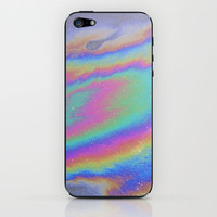 Holographic iPhone & iPod Skin by Nestor2