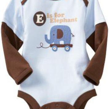 2-in-1 Animal-Graphic Bodysuits for Baby | Old Navy