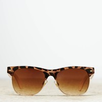 AEO Women's Tortoise Shell Sunglasses (T