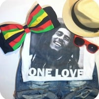Rasta Bowkini Top from The Bowkini
