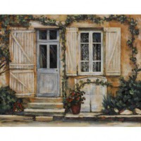 Windsor Vanguard Maison Francaise Canvas - VC3109 - Canvas Art - Wall Art & Coverings - Decor