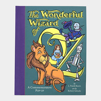 The Wonderful Wizard of Oz: A Commemorative Pop-Up (PB)