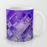 SQUARE THOUGHTS Mug by Catspaws
