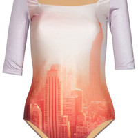 We Are Handsome - The Skyline Bodysuit