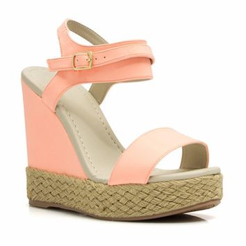 Braided Hemp Wedges