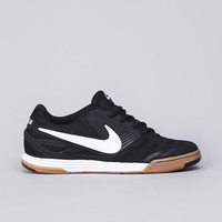 Flatspot - Nike SB Lunar Gato Black / White - Gum Medium Brown