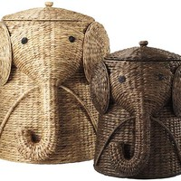 Animal Hamper - Laundry Hampers - Bath | HomeDecorators.com