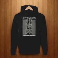 Hot Joy Division Unknown Pleasures hoodie pickcustom