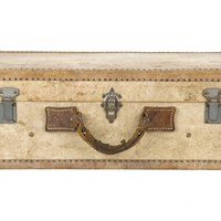 Vintage Leather Valise