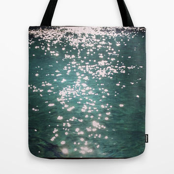sparks of hope  Tote Bag by Marianna Tankelevich
