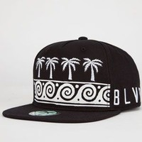 BLVD SUPPLY Ocean 2 Mens Snapback Hat