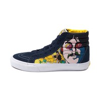 Vans Sk8 Hi Beatles Faces Skate Shoe