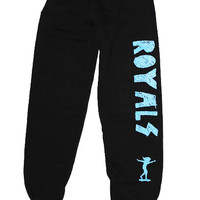 Royals sweat pants
