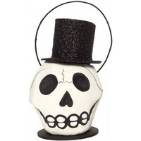 DAPPER SKULL MINI BUCKET
