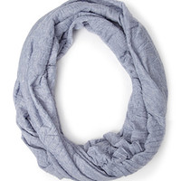 Heathered Infinity Scarf