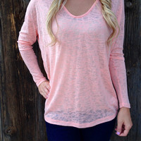 Essential Light Knit Tunic