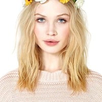 Field Day Flower Crown