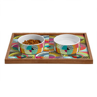 Sharon Turner New York Beauty Pet Bowl and Tray