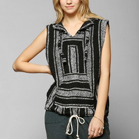 Urban Renewal Cinch-Bottom Baja Pullover Vest - Urban Outfitters