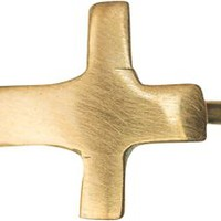 SUNAHARA TREASURE CHARM CROSS RING