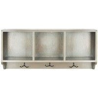 Alice Ash Grey Wall Shelf