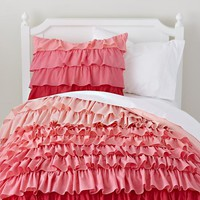 Fade to Pink Bedding