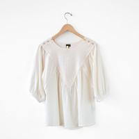 Myth & Symbol — Feral Childe Circle Smock Top
