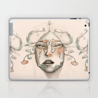 The Duchess Laptop & iPad Skin by Ben Geiger